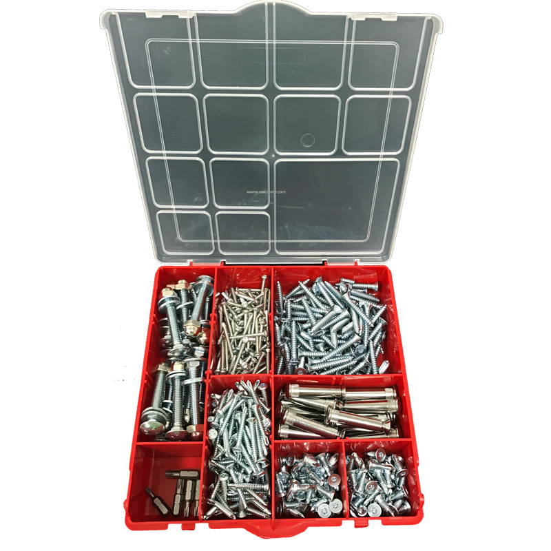 Security Screw Installation Kit
