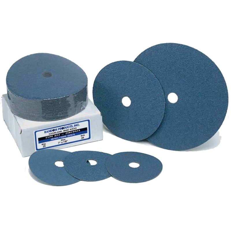 High Performance Zirconia Fiber Disc